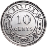 TEN CENTS (back)
