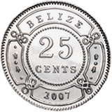 TWENTY FIVE CENTS