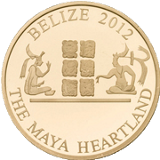 Maya Mythical Gold